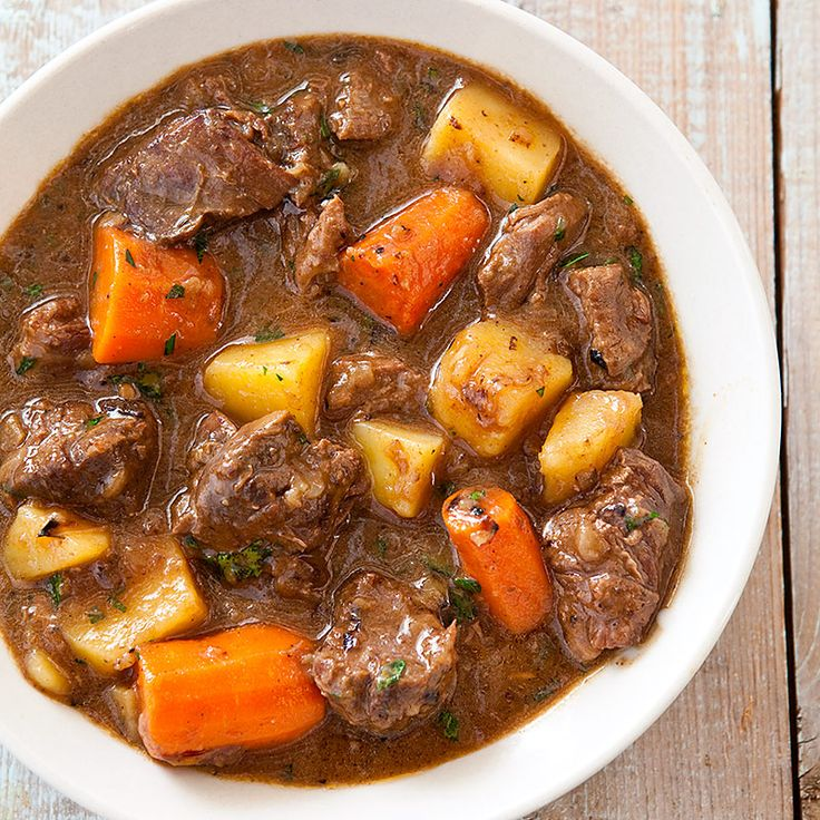 Guinness Beef Stew Recipe - Cook's Country