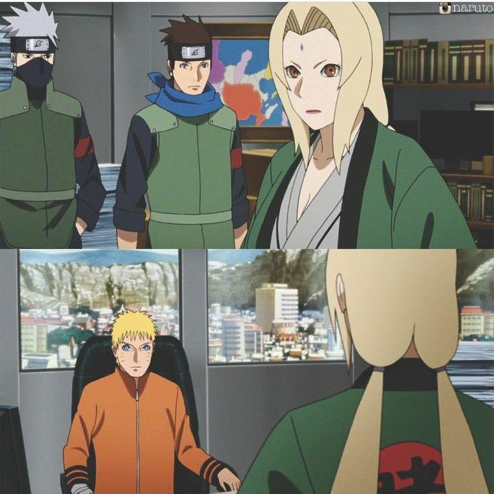 -=Chameleons Den=- Naruto Pin: Tsunade (Metal)