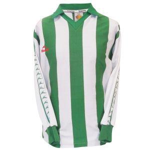 Blyth Spartans 1978-1980 Home Bukta Retro Football Shirt