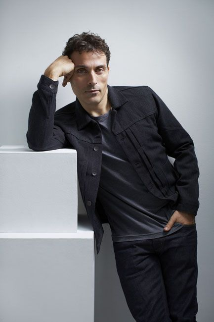 Rufus Sewell by Lorenzo Agius for The Telegraph