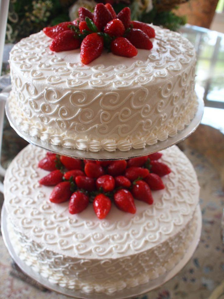 Strawberry Velvet Love Cakes