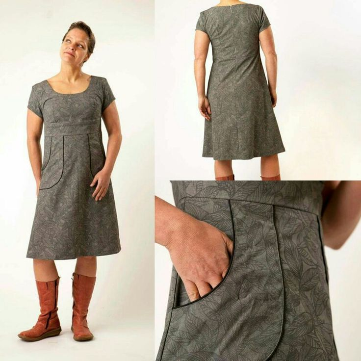 Hand screen printed Frances Dresses. Available at Northern Thread Thornbury.