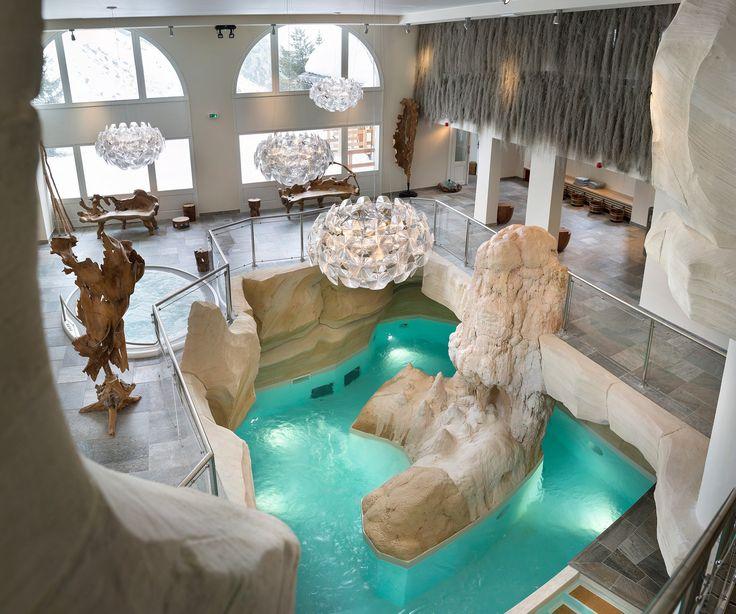 Top 7 spa's in de Franse Alpen