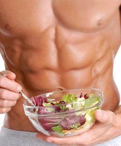 Makanan Untuk Membangun Otot Tubuh