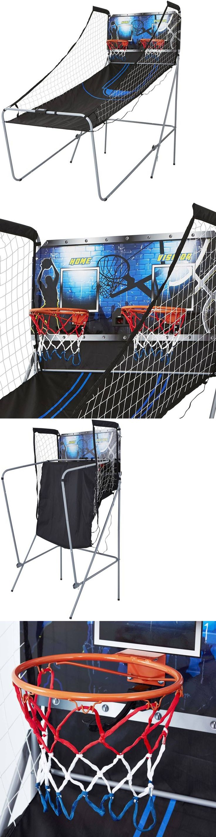 Other Indoor Games 36278: Kids Sports 2 Player Arcade Basketball Game - 8 Game Options -> BUY IT NOW ONLY: $81.49 on eBay!