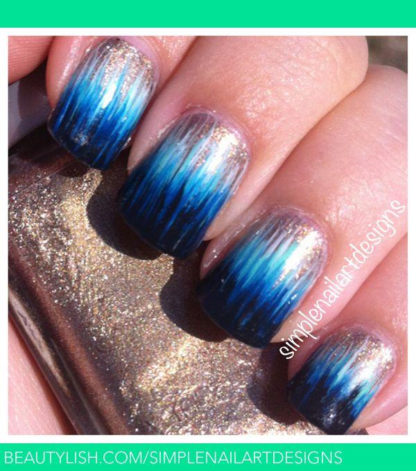 Ombre Dip Dye Nails | simplenailartdesigns s.'s (simplenailartdesigns) Photo | Beautylish