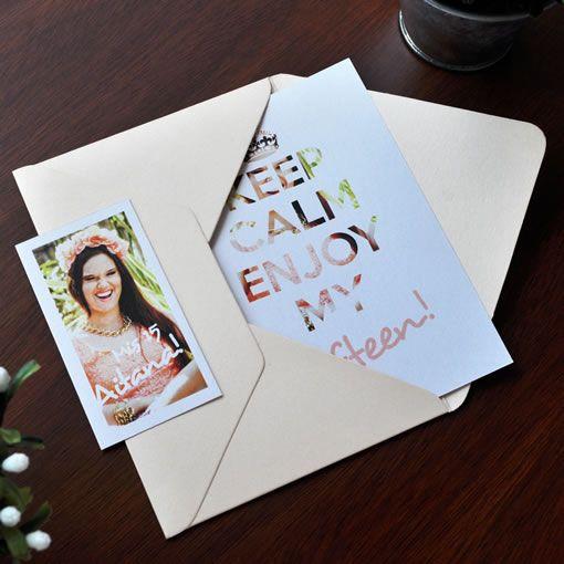 Invitación Aitana | Punto & Papel - Tarjetería social | Papelería comercial | Artículos de Escritorio | Regalos | Línea Infantil.