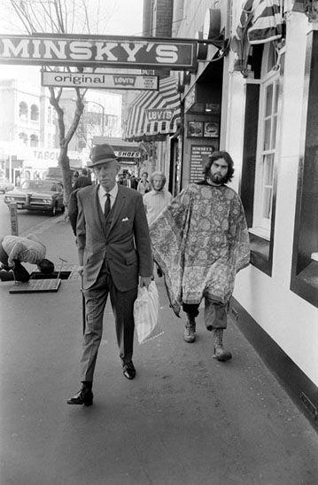 Generation Gap, Kings Cross 1970-71   Rennie Ellis Photographic Archive
