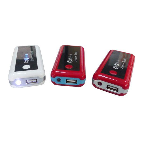 Factory outlet 5200 мАч портативное зарядное устройство power bank/портативное зарядное устройство power bank/универсальное зарядное устройство для мобильного