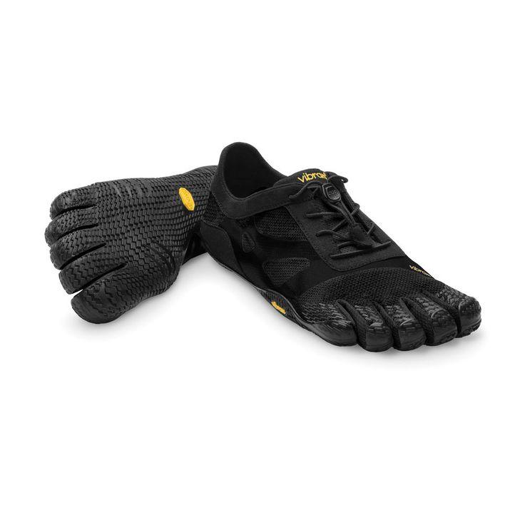 La Vibram Fivefingers Kso Evo Black è ideale per chi pratica attività indoor quali Yoga Pilates ed arti marziali. Ottima anche per il fitness