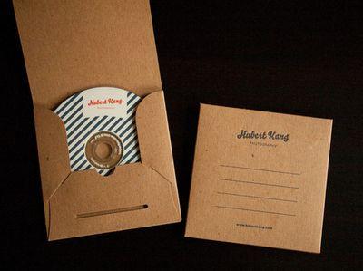 LUCKY 8 LETTERPRESS, Letterpress CD/DVD cases | UpcyBox