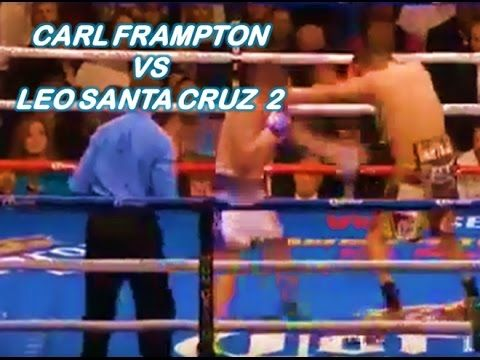 Carl Frampton vs Leo Santa Cruz 2 Full Fight Review