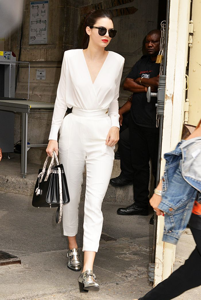 The Top 25 Celebrity Outfits of Summer via @WhoWhatWear