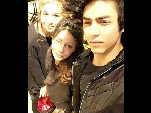 See here, SRKs son Aryan Khan spotted at the University Of California. He looks…