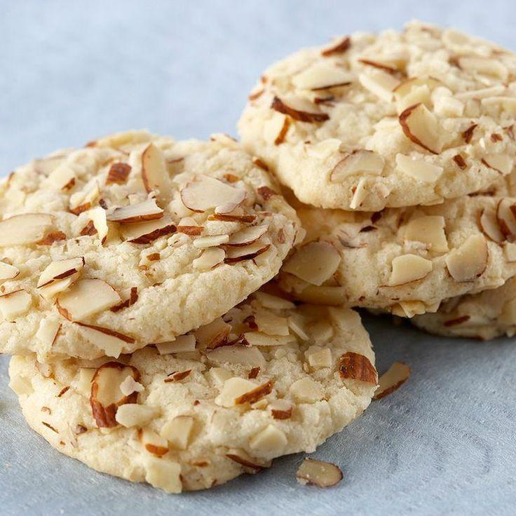 Twice as Nice Almond Cookies | Recipe | Nice, The o'jays ...