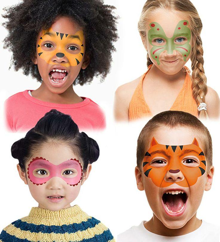 Face Art Face Painting Kit