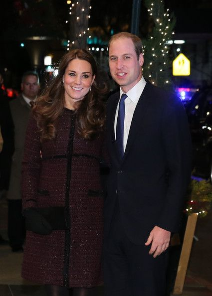 Kate Middleton Pictures - The Duke And Duchess Of Cambridge Arrive In New York - Zimbio