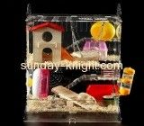 Acrylic display manufacturers custom acrylic plexiglass large parrot cage PCK-043