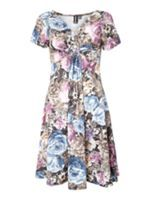 Look what I found at House of FraserIzabel London Floral Vintage Tea Dress