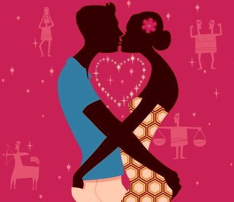 Kissing styles by zodiac moon signs, ways of expressing love on eve of International Kissing Day or World Kiss Day (6th July) according to Vedic Astrology