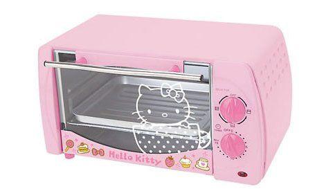 Hello Kitty toaster oven
