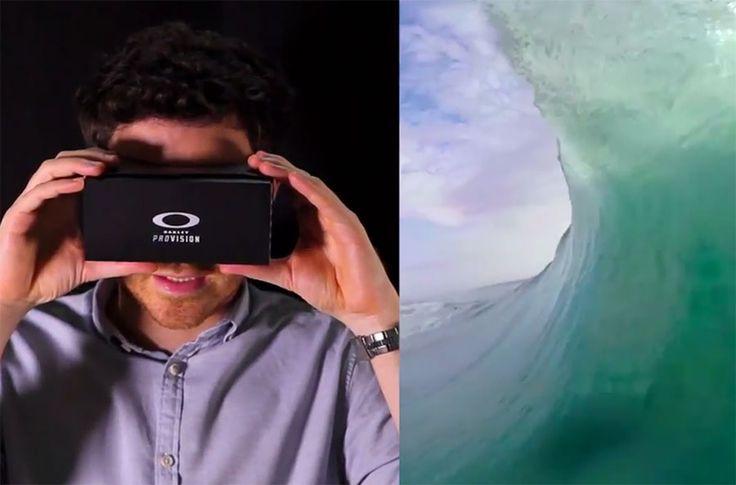 Oakley Pro Vision: Google Cardboard Cases|Digital Buzz Blog