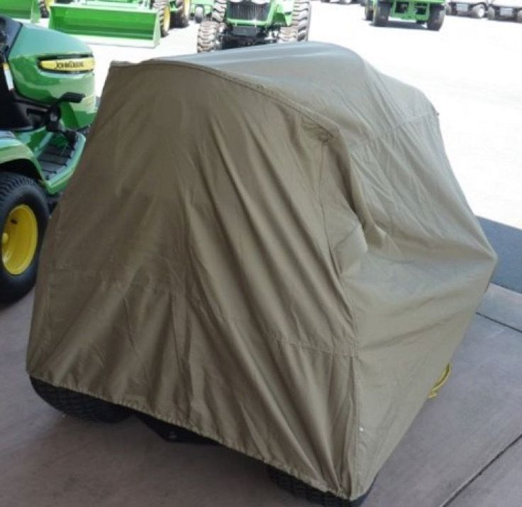 Riding Lawn Mower Cover Tractor Garden Protect Lawnmower Deck Weatherproof NEW #Formosa