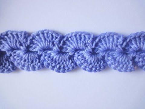 ▶ Ленточное кружево Ribbon Lace Crochet - YouTube