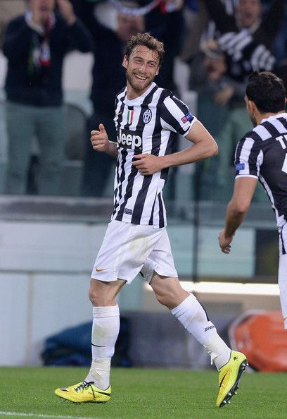Claudio Marchisio - Juventus v Olympique Lyonnais