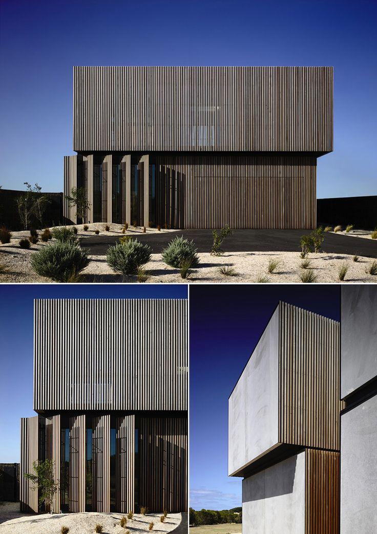 Yellowtrace Spotlight Australian Design News March 2014: 25+ Best Ideas About Concrete Facade On Pinterest