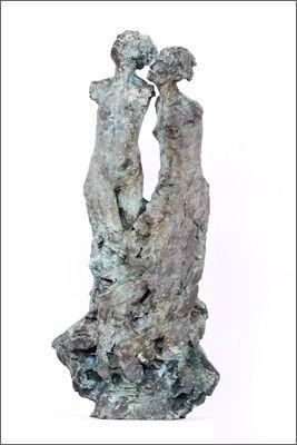 17 best images about beelden on pinterest sculpture for Metalart polen