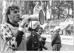 Dirk Heyne – 1. FC Magdeburg DDR Nationalkeeper