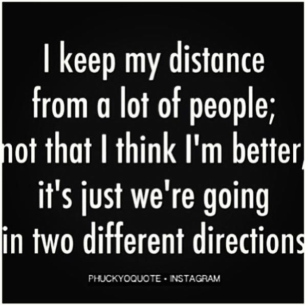long distance relationship not missing the fake