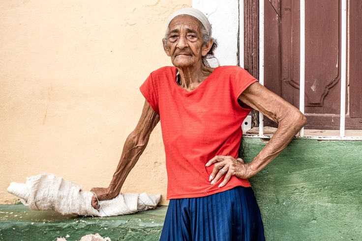 Trinidad's Grandmother by Davide Manzoni  on 500px
