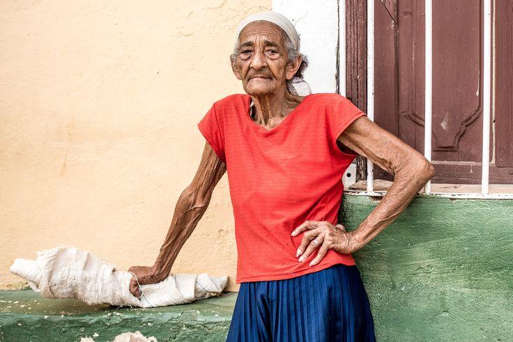 Trinidad's Grandmother by Davide Manzoni  on 500px