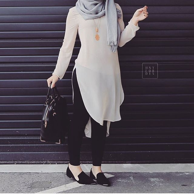 Pinterest: @eighthhorcruxx. Kameez and black leggings and shoes