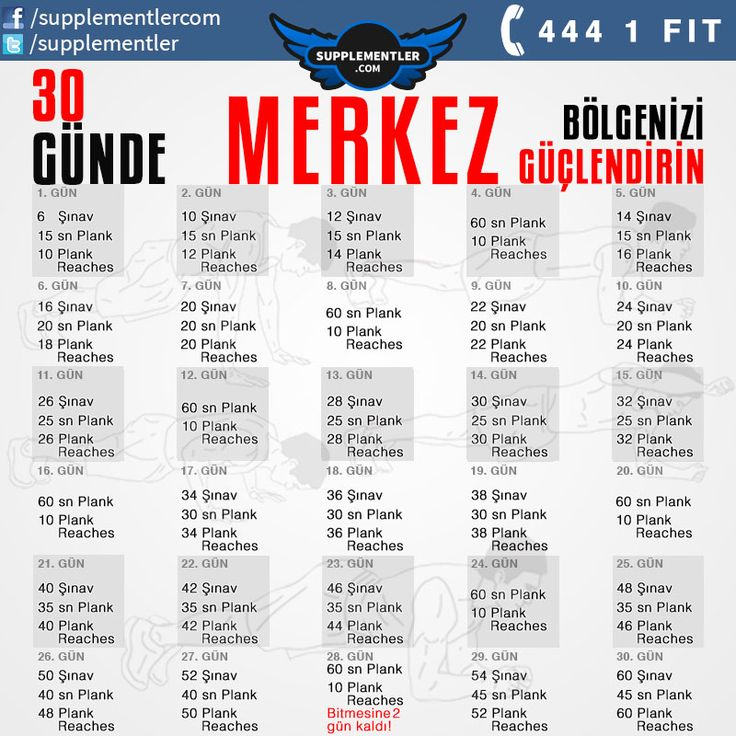 30 günlük bu program ile merkez bölgenizi daha fazla güçlendirebilirsiniz. #core #protein #fitness #health #supplement #fitness #bodybuilding #body #muscle #kas #vücutgelistirme #training #weightlifting #spor #antrenman #crossfit #spor #workout #workouts #workoutflow #workouttime #fitness #fitnessaddict #fitnessmotivation #fitnesslifestyle #bodybuilding #supplement #health #healthy #healthycoise #motivasyon