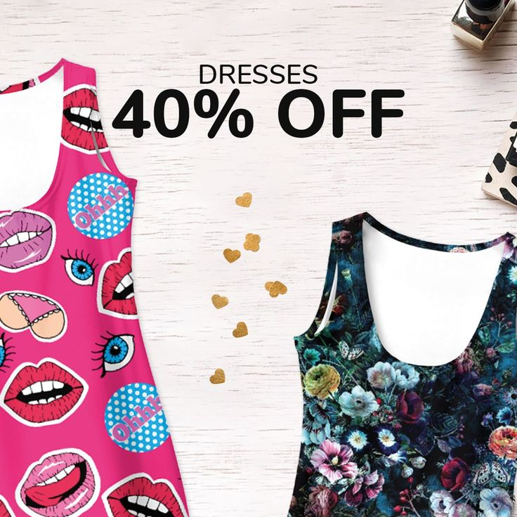 #Proudtobeadresslover👗💋  24h SALE! Grab your Little Simple Dress 40% OFF! 😍  👉 liveheroes.com/en/shop/women/simpledress?special=featured