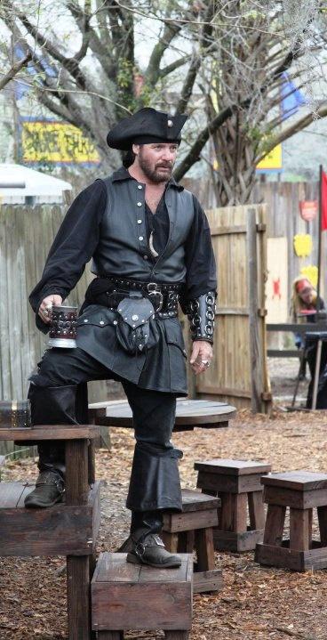Sexy Pirate Leather. ;)  Dredmor's Signature Warrior Belt by Dredmorsplunder on Etsy, $225.00
