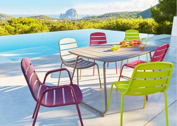 Die besten 25+ Salon jardin carrefour Ideen auf Pinterest