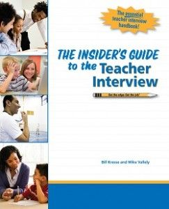 """Teacher Interview Portfolio - Find out what principals think you """"should have"""" and """"must have"""" in your teaching portfolio for the teacher interview."""