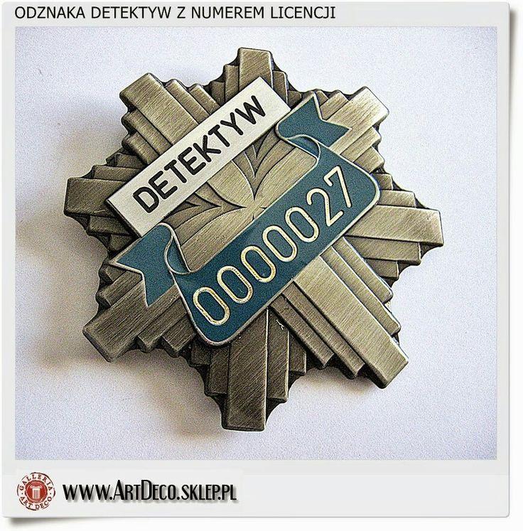 Odznaka Detektyw