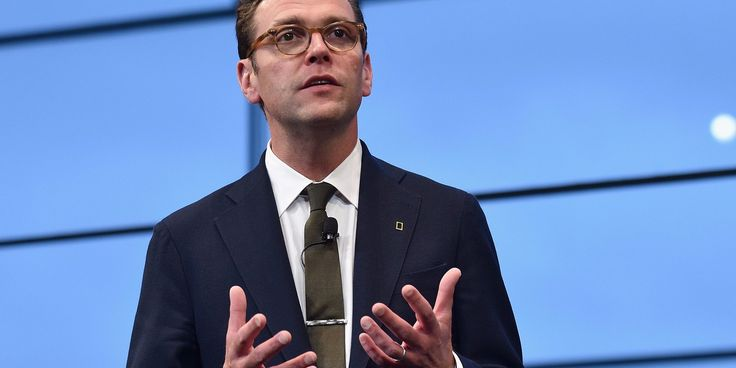 James Murdoch has reportedly been 'suggested' as a successor to Disney CEO Bob Iger
