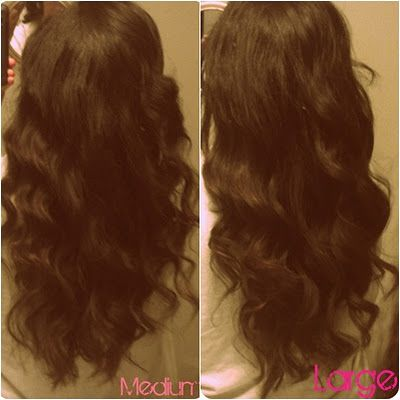 Beachy waves with NO heat...This might be just what you need @Tristen Katz!