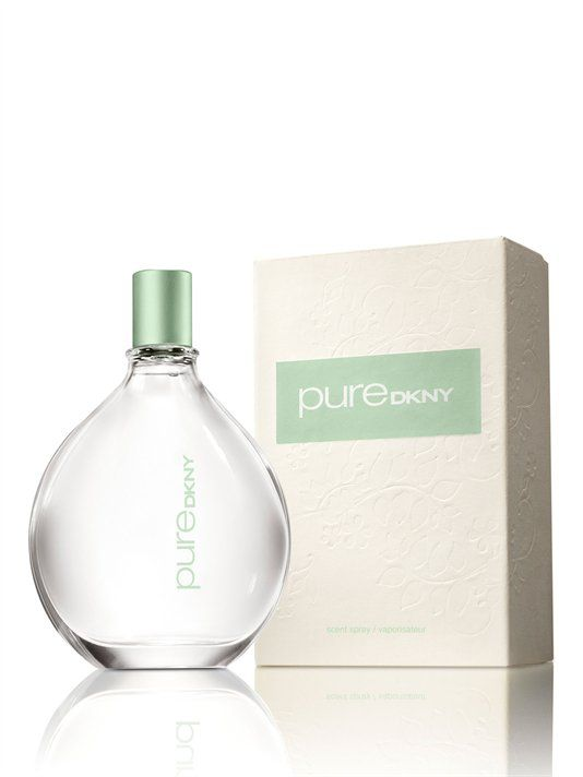 If you liked the original Pure this one has a hint of Verbena.  It is a light, clean fragrance and it's now my new favorite!