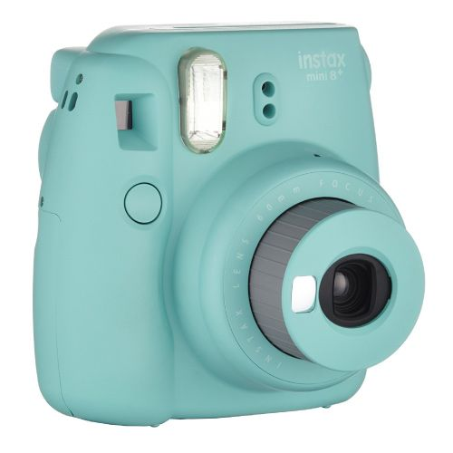 Fujifilm Instax Mini 8+ in mint. Birthday gifts for girls tween. 10-13 year old.