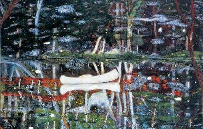 Питер Дойг картина