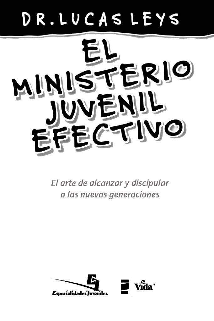 I'm reading Ministerio Juvenil Efectivo on Scribd
