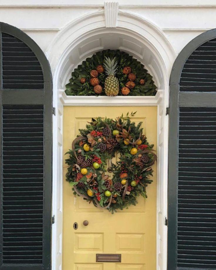 Habitually Chic Pleasure In Arranging: Habitually Chic® » Christmas In Alexandria
