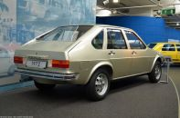 Volkswagen / VW EA 272 from 1972, the preserie of Passat designed by Giugaro